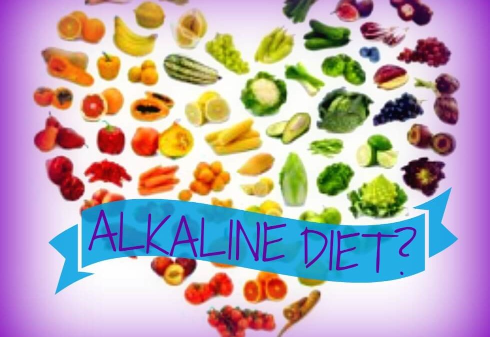 Just What IS An Alkaline Diet and The Benefits?