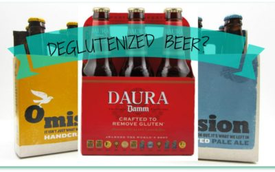 What Is The DEAL With Deglutenized Beer?