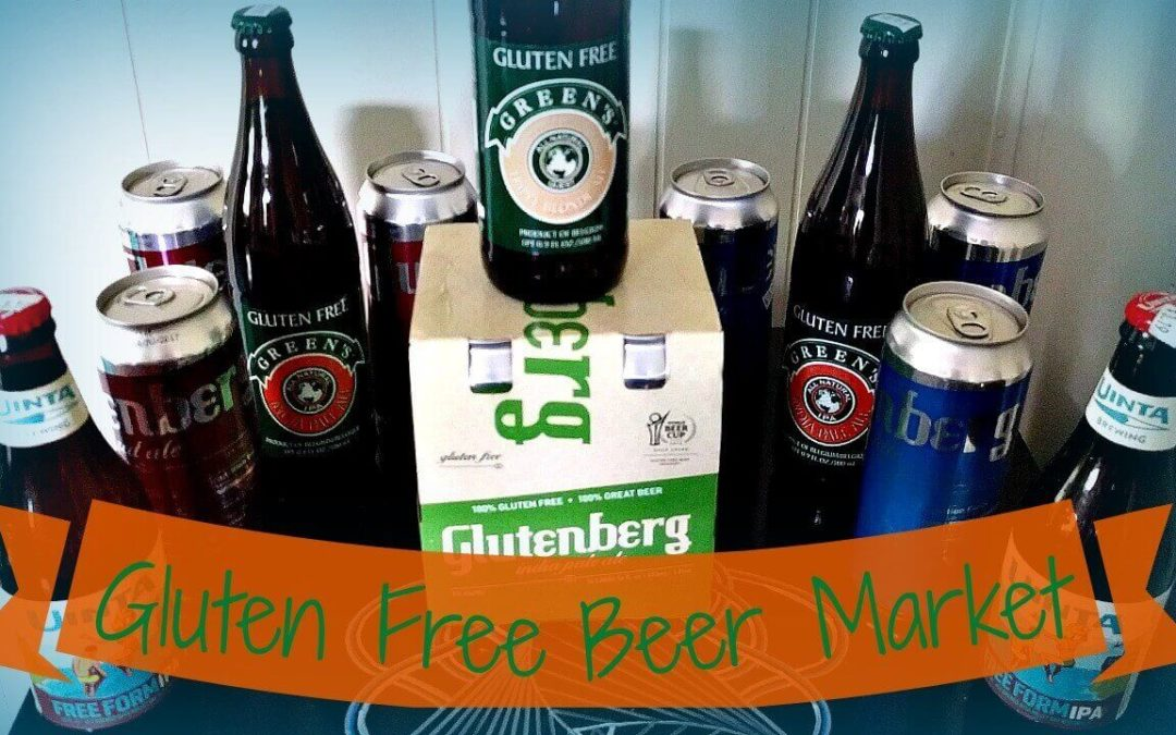 Why is the Gluten Free Beer Market SO Skewed?