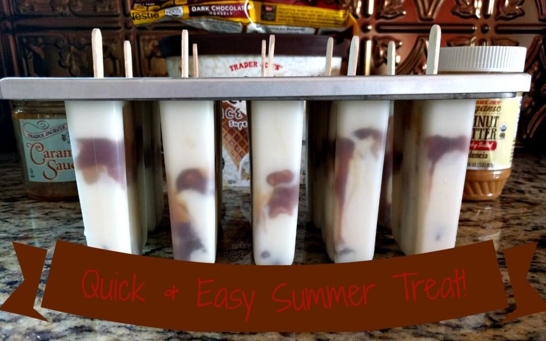 How to Create a Quick and Easy Summer Treat for Kids