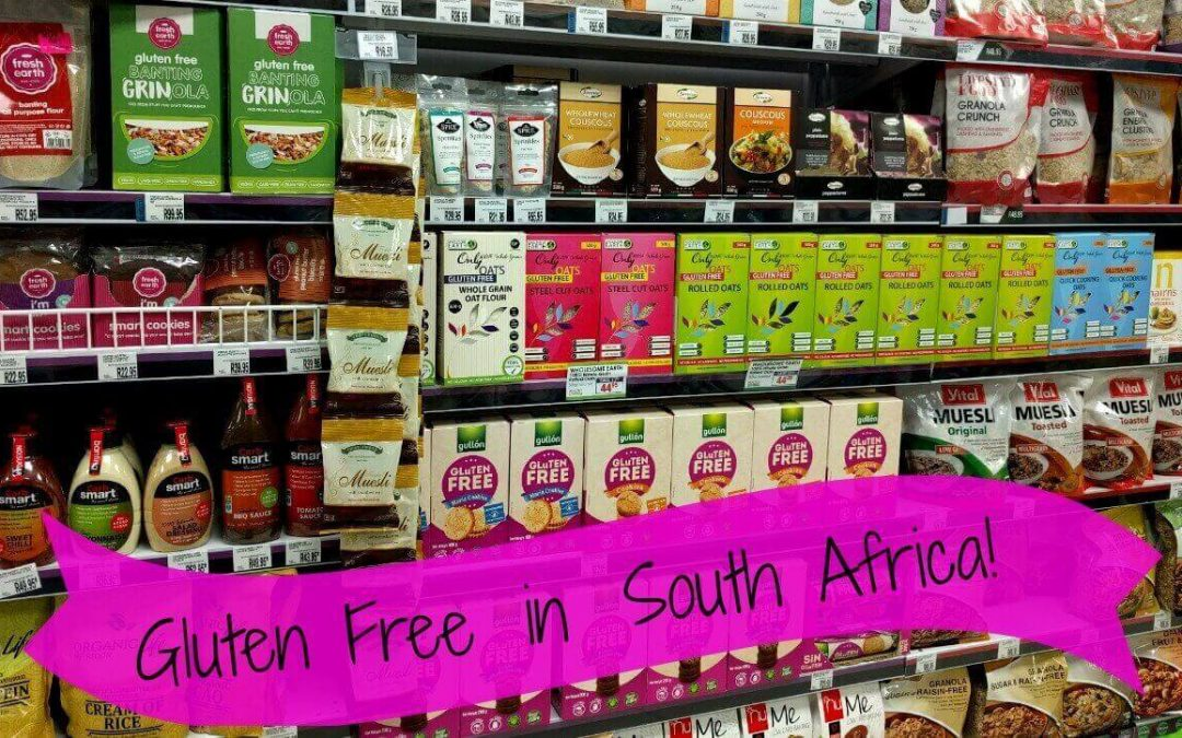 How to Find Gluten Free Goods in South Africa