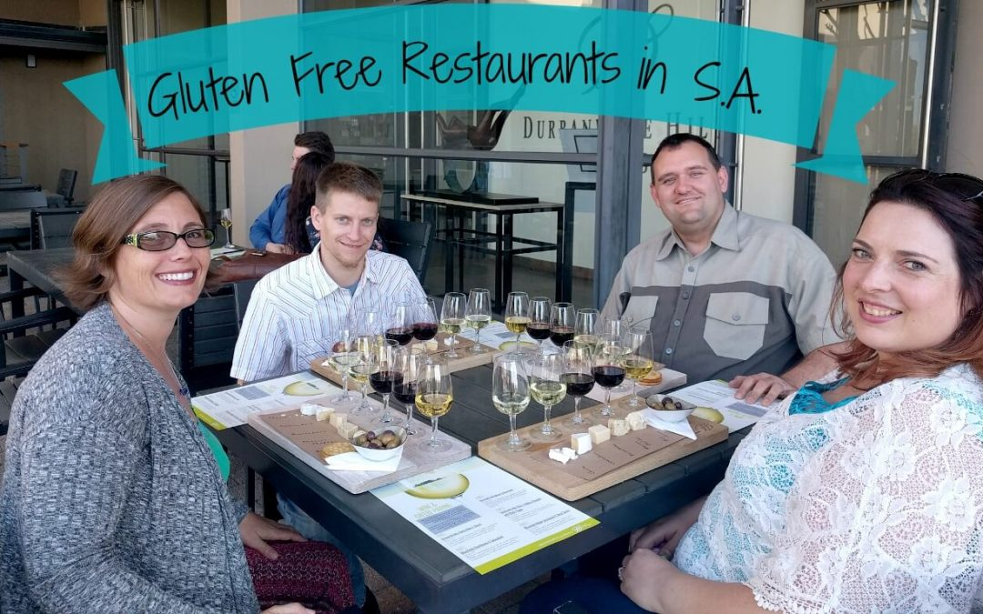 Where I Found Some of the Best Gluten Free Restaurants in South Africa