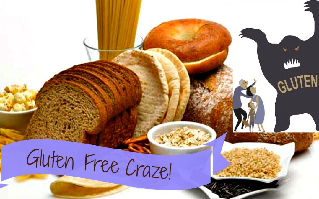 What is the Catch 22 of the Gluten Free Craze?