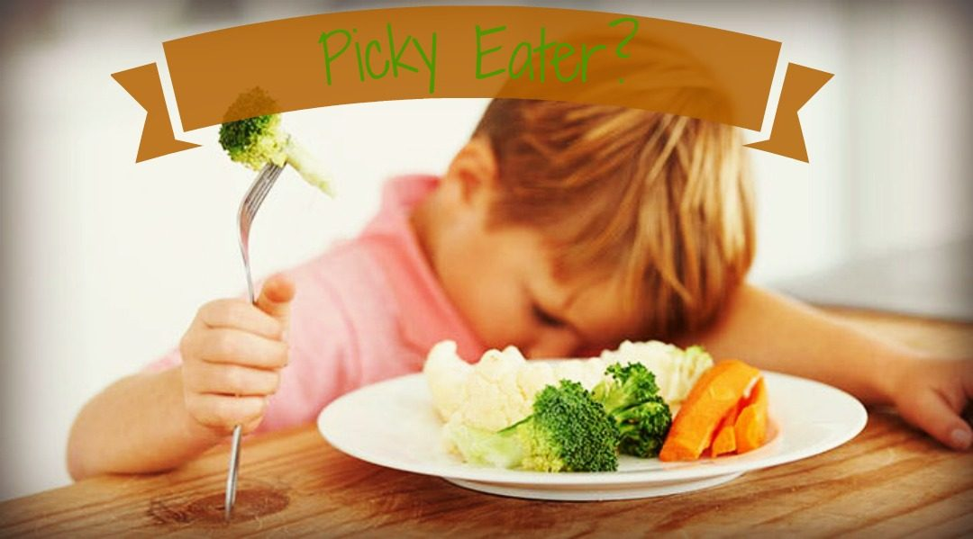 What the Heck to DO About a Picky Eater?