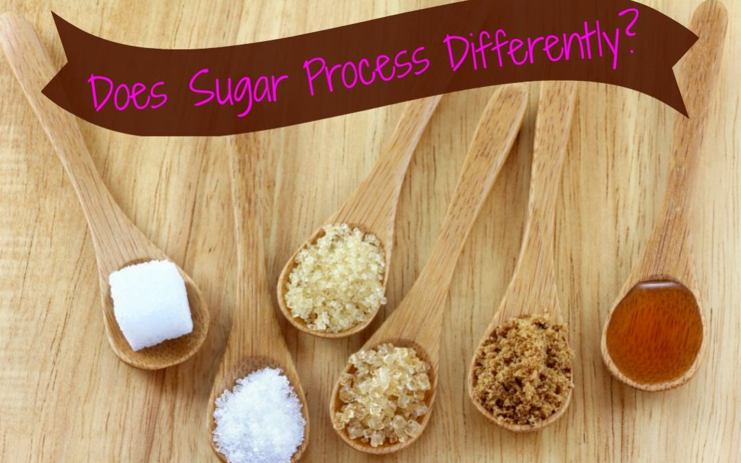 Does Sugar Process Differently at Different Times of Day?